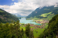 Canton of Fribourg, Switzerland Stock Photos