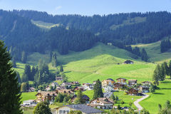 Canton of Fribourg, Switzerland Royalty Free Stock Photos