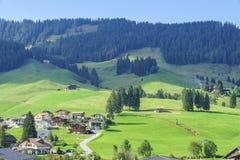 Canton of Fribourg, Switzerland Royalty Free Stock Image