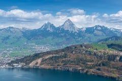 Canton of Schwyz Stock Photo