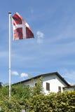 Canton Swiss flag Royalty Free Stock Photos