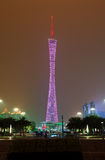 The Canton Tower Stock Photo