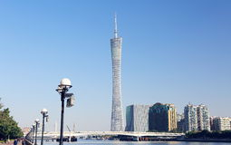 Free Canton Tower Stock Images - 48490924