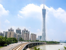 Canton Tower Royalty Free Stock Photography