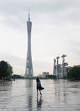 Canton tower, Guangzhou Stock Image