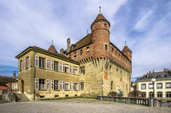 Canton Vaud  in Lausanne Switzerland Royalty Free Stock Image