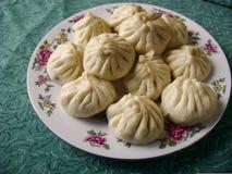 Cantonese cuisine tea lunch bread Stock Photo
