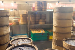 Cantonese Kitchen Royalty Free Stock Photography