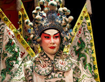 Cantonese opera dummy Stock Photos