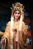Cantonese opera dummy Royalty Free Stock Photo