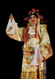 Cantonese opera excerpt Royalty Free Stock Images