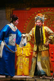 Cantonese opera in Hong Kong royalty free stock photo