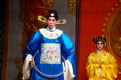 Cantonese opera in Hong Kong Royalty Free Stock Photography