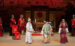 Cantonese opera performances Stock Photo