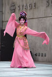 Cantonese Opera Performer: Peony Pavillion Royalty Free Stock Photo