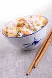 Cantonese rice Royalty Free Stock Photography