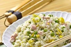 Cantonese ryż Zdjęcia Royalty Free