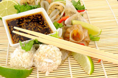 Cantonese Steamed Dim Sum Snacks Stock Image