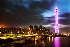 CantonTower Images stock