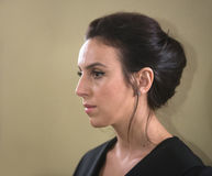 Cantor, atriz e compositor ucranianos Jamala Foto de Stock Royalty Free