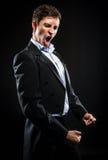 Cantor de Opera Foto de Stock Royalty Free