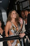 Cantor Mariah Carey Fotografia de Stock Royalty Free