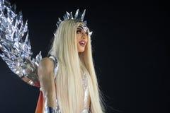 Cantor Pabllo Vittar - carnaval foto de stock royalty free