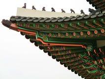 Cantos coreanos Foto de Stock