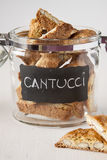 Cantucci Stockfotos