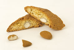 Cantucci  cakes Stock Photos