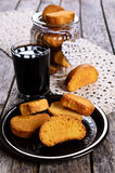 Cantucci Stock Image