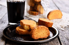 Cantucci Stock Photo