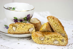 Cantucci Royalty Free Stock Photos