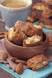 Cantuccini royalty free stock image