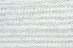 Canvas. Cotton canvas for oil painting Stock Photos