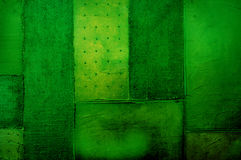 Canvas abstract lime green Stock Images