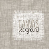 Canvas background. With space for text Stock Photos