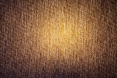Canvas background texture with spotlight Stock Images