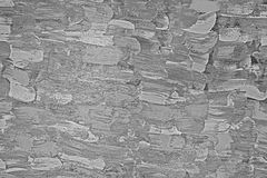 Canvas and backgrounds in gray structure Stock Image