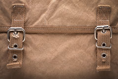Canvas bag background royalty free stock image