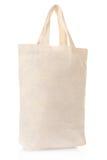 Canvas bag , natural fabric Stock Photo