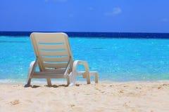 Beach of tropical island Stock Photo