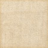 Canvas fabric texture Stock Images