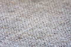 Canvas fabric texture. Background. Macro photo with natural blur Stock Photo