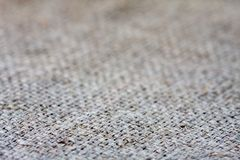 Canvas fabric texture. Background. Macro photo with natural blur Stock Photography