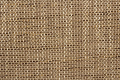 Canvas fabric texture. Dark beige and white canvas fabric texture Royalty Free Stock Photo