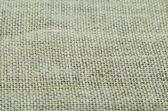 Canvas fabric texture. High detail background and cloth textures. Canvas fabric texture. Small depth of sharpness Stock Image