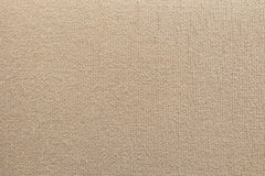 Canvas fabric texture. In natural beige color Royalty Free Stock Photos