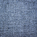 Canvas fabric texture. Rustic canvas fabric texture in blue color Stock Photo