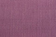 Canvas fabric texture. Rustic canvas fabric texture in lilac color Stock Images